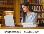 serious student working on...   Shutterstock . vector #606832424