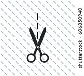 Scissors Icon  Web Design...