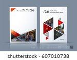 business vector template....   Shutterstock .eps vector #607010738