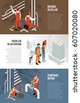 plumber isometric horizontal...