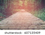 Wooden Path  Way  Track From...