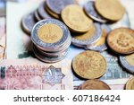 Egyptian Pound  Coins And Pape...