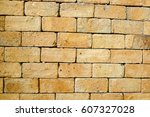 brick wall | Shutterstock . vector #607327028