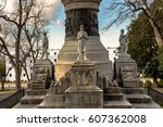 montgomery  alabama  usa  ... | Shutterstock . vector #607362008
