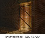 Medieval Prison Cell