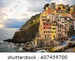 Italy. The Fishing Town Of...