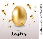 Happy Easter Luxury Greeting...