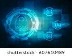 2d illustration safety concept  ...   Shutterstock . vector #607610489