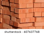 Red Brick Is Made From Clay An...