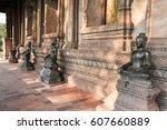 Buddha Statues Of Wat Ho Phra...