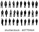 man  fashion | Shutterstock .eps vector #60770464