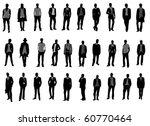 man  fashion | Shutterstock .eps vector #60770464