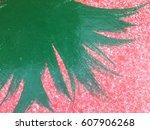 decorative cement wall texture.   Shutterstock . vector #607906268