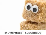 Brown Sugar Monster With Googl...