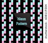 pattern rectangle | Shutterstock .eps vector #608119304