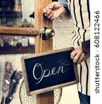 Open Merchandise Retail Shop...