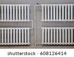 Small photo of Heating batteries. Heating radiators.