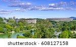 belo horizonte   brazil  ... | Shutterstock . vector #608127158