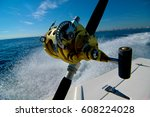 Deep Sea Fishing Rod And Reel...