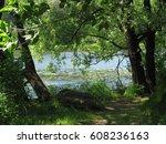 Small River. A Window Into...