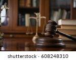 law concept. | Shutterstock . vector #608248310