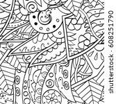 tracery seamless pattern.