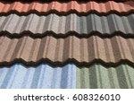Samples Of Ceramic Tiles On Th...