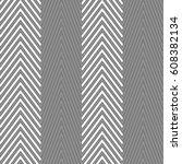 zigzag lines. jagged stripes.... | Shutterstock .eps vector #608382134