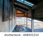 Discovery Hut Veranda Detail...