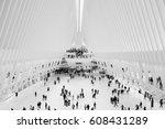 new york city   1 october 2016  ... | Shutterstock . vector #608431289