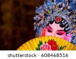 Peking Opera Performer In The...