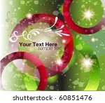 abstract background for text | Shutterstock .eps vector #60851476