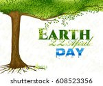 background with tree. design...   Shutterstock .eps vector #608523356