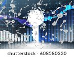 keys of different sizes and...   Shutterstock . vector #608580320