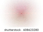 Light Red Vector Abstract...