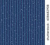 stripes with spray  splash ... | Shutterstock .eps vector #608682908