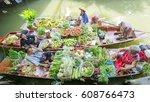 bangkok thailand   25 march  ...   Shutterstock . vector #608766473