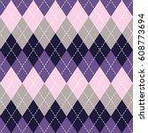 Argyle Seamless Pattern...