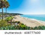 Blue Sky Over Laguna Beach ...