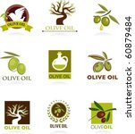 collections of olive icons | Shutterstock .eps vector #60879484
