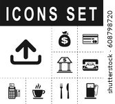 download icon | Shutterstock .eps vector #608798720
