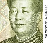 Portrait Of The Chairman Mao...