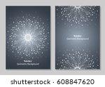 modern vector templates for...   Shutterstock .eps vector #608847620
