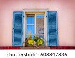 window    Shutterstock . vector #608847836