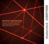 abstract vector technology... | Shutterstock .eps vector #608894888