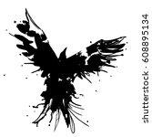 Ink Raven   Splash