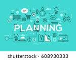 creative infographic banner...   Shutterstock .eps vector #608930333