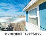 Wooden Beach House In San Diego ...