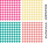 Picnic Table Cloth. Color...