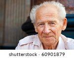 face portrait of a cheerful... | Shutterstock . vector #60901879